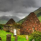 Clachan Duich - Morvich Burial Ground by bidkev