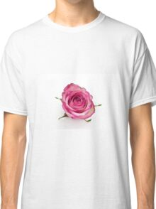 Snow Rose Classic T-Shirt