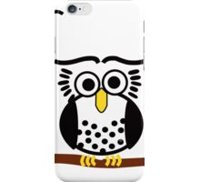 Three Little Owls iPhone Case/Skin