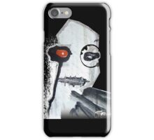 white witch iPhone Case/Skin