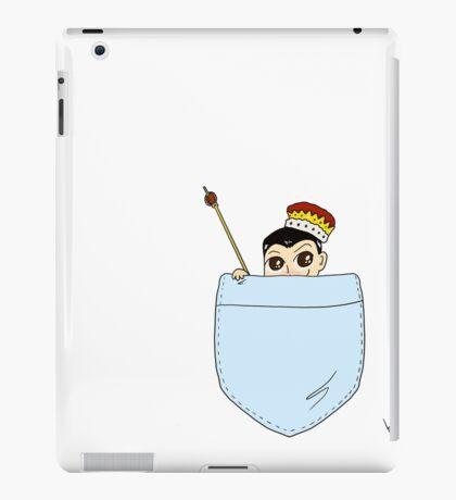 Pocket Moriarty iPad Case/Skin