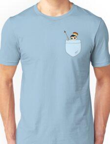 Pocket Moriarty Unisex T-Shirt
