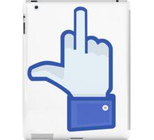 Dislike U iPad Case/Skin