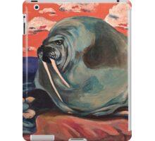 Surreal Walrus Dream  iPad Case/Skin