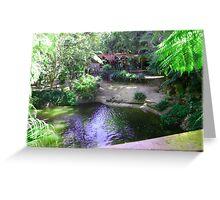 Queensland Oasis  Greeting Card
