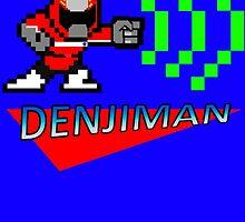 Denshi Sentai Denjiman by TGRShirts
