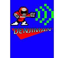 Denshi Sentai Denjiman Photographic Print
