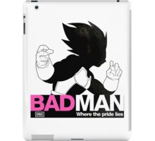 DBZ's BAD MAN iPad Case/Skin