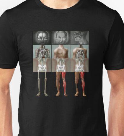 Meeting of the mangled Tshirt Unisex T-Shirt
