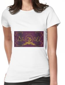 Chateau Romani Womens Fitted T-Shirt