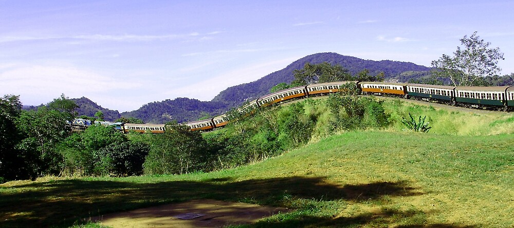 Karanda Train Ride in QLD by Wynn
