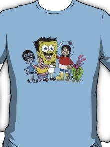 Sponge Bob's Burgers T-Shirt