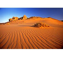 Wadirum dawn Photographic Print