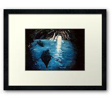 Where the Light Comes In Framed Print