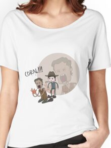The Walking Dead Coral Women's Relaxed Fit T-Shirt
