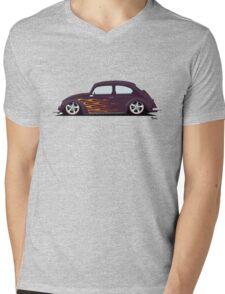 Hot Rod Bug Mens V-Neck T-Shirt