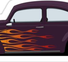 Hot Rod Bug Sticker