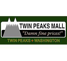 Twin Peaks Mall Photographic Print