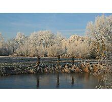 Freezing Mist Photographic Print