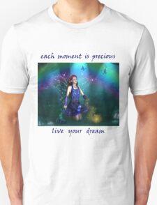 Dawn Mist Fairy Tshirt T-Shirt