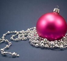Christmas ball by Tim Scott
