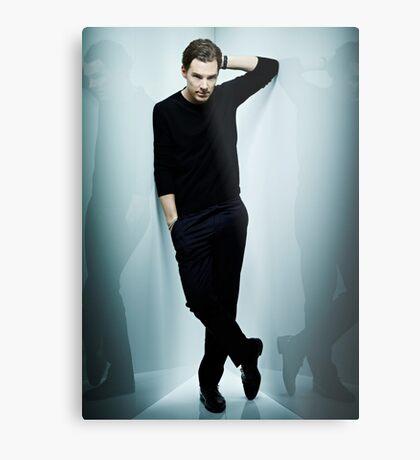 Benedict Cumberbatch - Poster & Iphone Case Metal Print