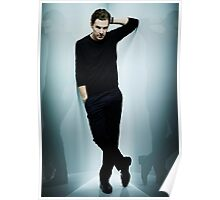 Benedict Cumberbatch - Poster & Iphone Case Poster