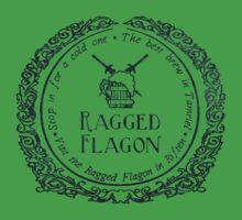 Visit the Ragged Flagon! T-Shirt
