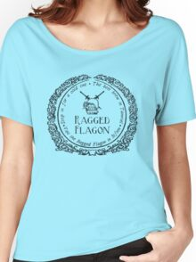 Visit the Ragged Flagon! Women's Relaxed Fit T-Shirt
