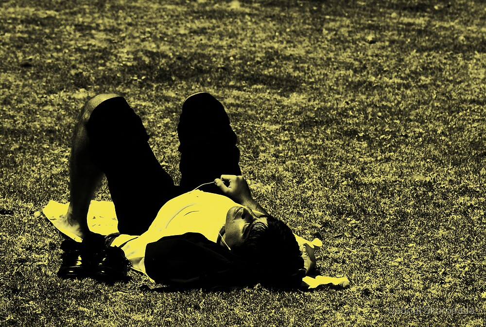 City heat #1 by Gabriel Skoropada