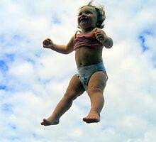 I can FLY!! by mekea