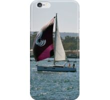 Which Way ~ Harbor Island ~ San Diego, California iPhone Case/Skin