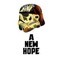 A New Hope: Born To KILL Photographic Print