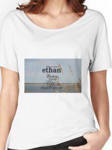 Ethan Women's Relaxed Fit T-Shirt