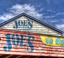 Joe`s To Go - HDR- Fremantle WA by Colin  Williams Photography