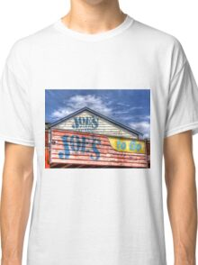 Joe`s To Go - HDR- Fremantle WA Classic T-Shirt
