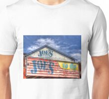 Joe`s To Go - HDR- Fremantle WA Unisex T-Shirt