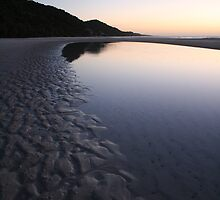 Awinya Creek, Fraser Island by jaecee666
