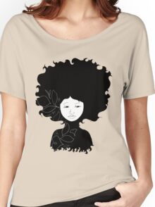 Untitled Silhouette Women's Relaxed Fit T-Shirt