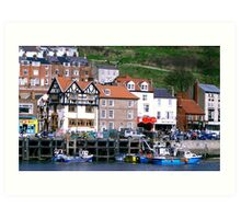 Scarborough - North Yorkshire Art Print