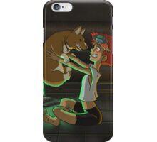 Ed and Ein iPhone Case/Skin