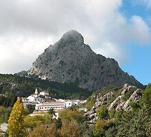 Grazalema village by jacqi