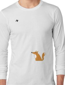 Fox and crow Long Sleeve T-Shirt