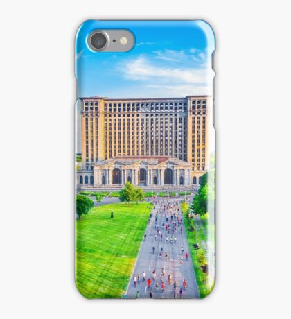 Bikes & Trains iPhone Case/Skin