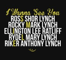 I Wanna See You Smile by rydellington