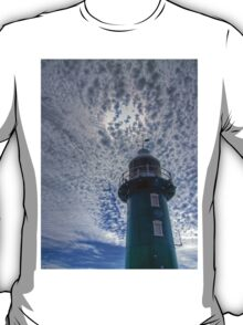 South Mole Lighthouse - Fremantle -HDR T-Shirt