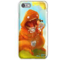 Brush Your Teeth! iPhone Case/Skin