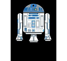 R2-D2 Android Photographic Print
