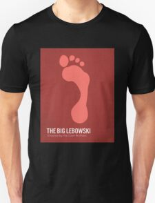 The Big Lebowski minimalist print Unisex T-Shirt