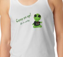 Little Alien Tank Top